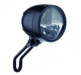 Csepel Urban dinamós első lámpa - fekete