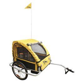 M-wave gyermekszállító - sárga