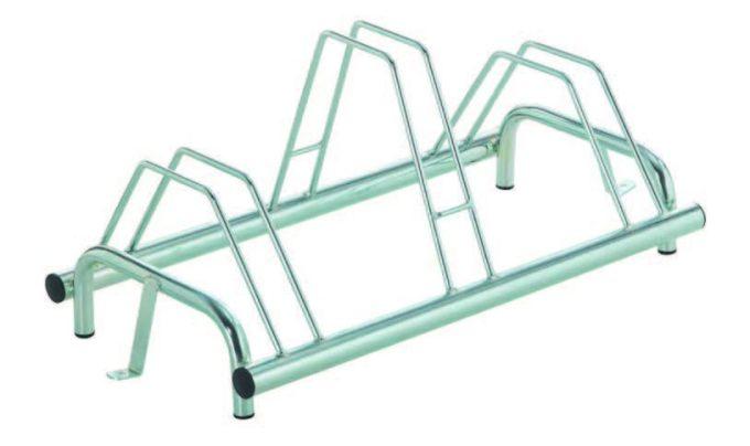 Csepel kerékpártároló (3 kerékpár)
