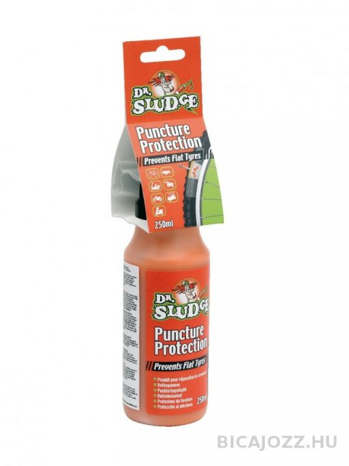 Weldtite Dr. Sludge defektgátló folyadék (250 ml)