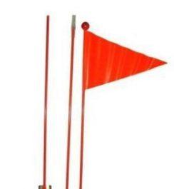 Zászló gyermek  - narancs