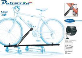 Peruzzo Lucky-Two acél bicikliszállító tetőre