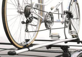 Peruzzo Róma alu sines Tandem bicikliszállító