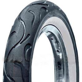 Vee Rubber VRB257 12 1/2x1/4 (62-203) külső gumi - fekete/fehér