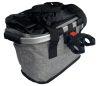Biketrade QR első kosár - sötétszürke