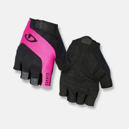 GIRO Tessa kesztyű - fekete/pink - S