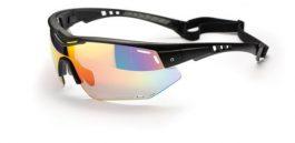 Bikefun SHARK szemüveg - fekete