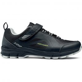 NorthWave All Terrain Escape Evo MTB cipő - fekete - 47 (SPD kompatibilis)