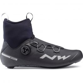 Northwave CELSIUS R GTX téli országúti cipő - fekete - 45