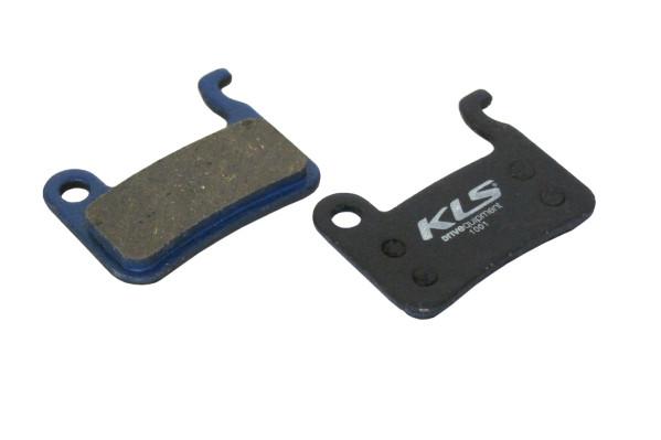 Kellys D-03 tárcsafék fékbetét - pár
