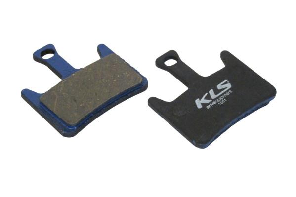 Kellys D-07 tárcsafék fékbetét - pár