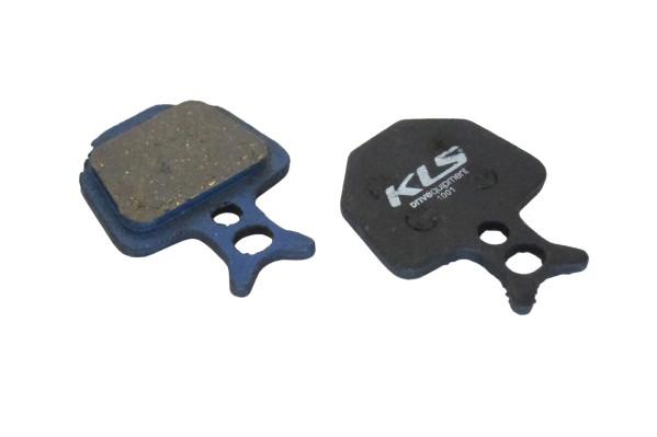 Kellys D-09 tárcsafék fékbetét - pár