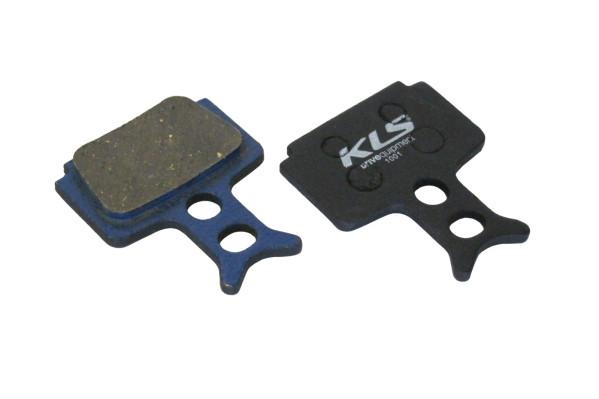 Kellys D-10 tárcsafék fékbetét - pár