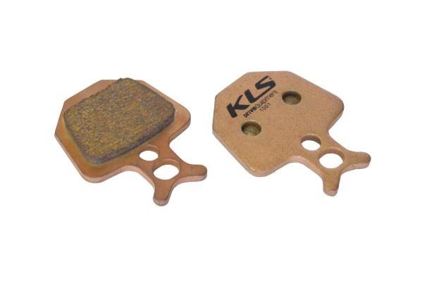 Kellys D-09S tárcsafék fékbetét - pár