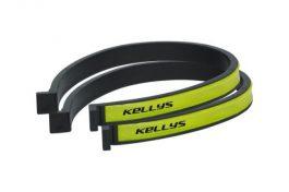 Kellys Radiate fényvisszaverő nadrágcsat - neonsárga