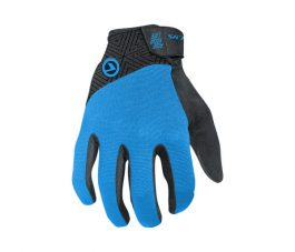 Kellys Hypno hosszú kesztyű - kék - (XS)