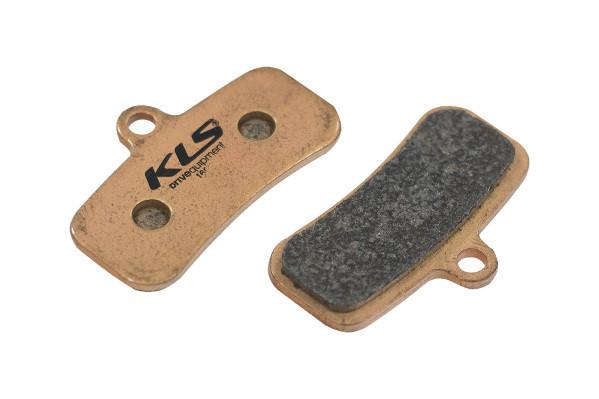 Kellys D-16S tárcsafék fékbetét szinterezett - pár