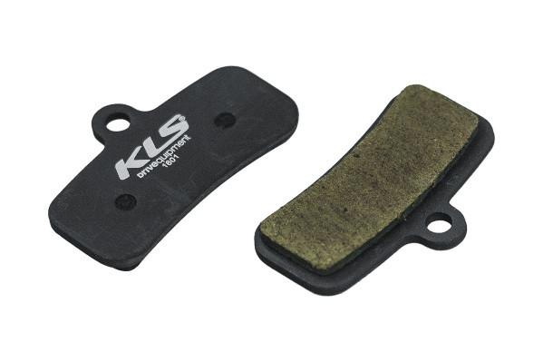 Kellys D-16 tárcsafék fékbetét organikus - pár