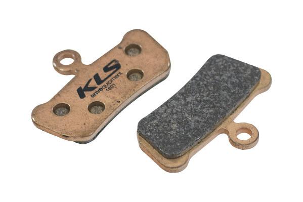 Kellys D-17S tárcsafék fékbetét - pár