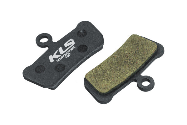 Kellys D-17 tárcsafék fékbetét organikus - pár