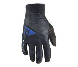 Kellys Bond kesztyű - fekete/kék - XS
