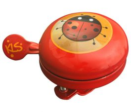 KELLYS Bell 60 Kids csengő - piros