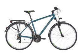 Alpina ECO T10 férfi trekking kerékpár - óceánkék - S (2021)