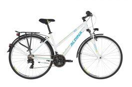 Alpina ECO LT10 női trekking kerékpár - fehér - S (2019)