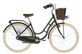 KELLYS Arwen Dutch nő városi kerékpár - fekete - 46 cm (2020)