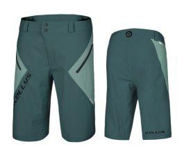 Kellys Stoke férfi Enduro/MTB rövidnadrág - kék - M