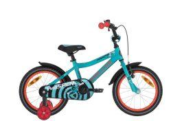 KELLYS Wasper 16 gyermek kerékpár - kék (2020)