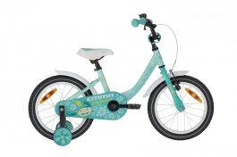 """KELLYS Emma gyermek 16"""" kerékpár - mentol (2021)"""