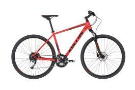 KELLYS Phanatic 10 férfi cross kerékpár - piros - S (2021)