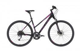 KELLYS Pheebe 10 női cross kerékpár - lila - M (2020)