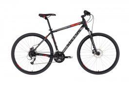 KELLYS Cliff 90 férfi cross kerékpár - fekete/piros - M (2021)