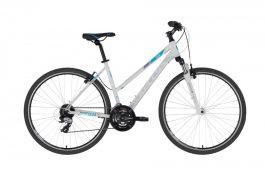 KELLYS Clea 30 női cross kerékpár - fehér - M (2021)