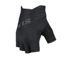 Kellys Cutout rövid ujjú kesztyű - fekete - XXL