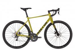 KELLYS SOOT 30 gravel kerékpár - sárga - S (2021)