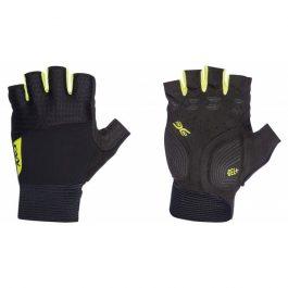 Northwave EXTREME kesztyű - fekete/fluo sárga - S