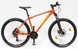 """Csepel Woodlands Pro 1.1 férfi 27.5"""" MTB kerékpár - narancs - M"""