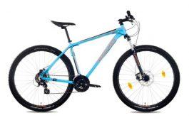 """Csepel Woodlands Pro 1.1 férfi 29"""" MTB kerékpár - világoskék - M"""