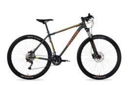 """Csepel Woodlands Pro 2.1 férfi 29"""" MTB kerékpár - sötétzöld - M"""