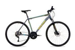 Csepel Woodlands 1.1 férfi cross kerékpár - szürke - 19