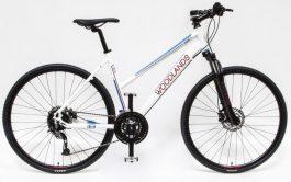 Csepel Woodlands Cross 2.1 női cross kerékpár - fehér - 17