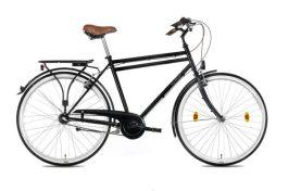 """Csepel WEISS MANFRÉD N3 férfi 28"""" városi kerékpár - fekete"""