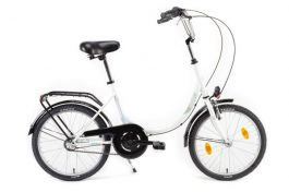 Csepel CAMPING 20 MV N3 camping kerékpár - fehér