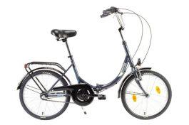 Csepel CAMPING 20 N3 összecsukható kerékpár - szürke