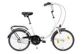Csepel CAMPING 20 N3 összecsukható kerékpár - fehér