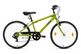 Csepel Mustang 24 6sp gyermek kerékpár - zöld (2020)