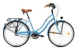 """Csepel NEO GR női cruiser kerékpár - világoskék - 18"""""""
